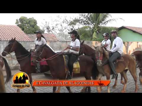 II Cavalgada de Alagoinhas, São Felix do Coribe