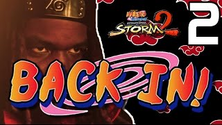 Back in! Woolie VS Naruto Ultimate Ninja Storm 2 (Chapter 2)