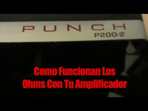 Videos YouTube | Como Conectar Un Subwoofer Doble Bobina ...