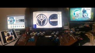 【仮面ライダーゴースト】ゴーストアイコン改造 過程 (GhostIcon Custom-Process)
