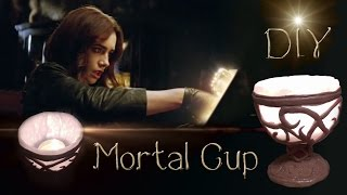 getlinkyoutube.com-DIY Mortal Cup