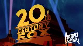 20th Century Fox logo 1981 remake (Pink Searchlight Version, November Updated)