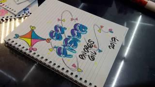 Marcada cuaderno