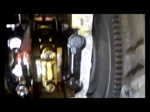Замена прокладки(герметика)поддона Пежо 406 LFY