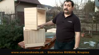 Včelársky úľ - recenzia