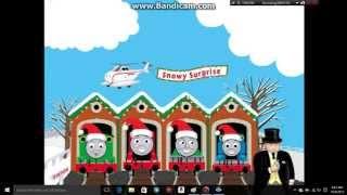 getlinkyoutube.com-Opening to Thomas & Friends Thomas's Snowy Surprise 2003 DVD