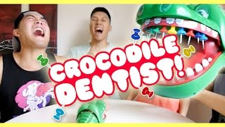 getlinkyoutube.com-Extreme Crocodile Dentist!