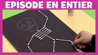 getlinkyoutube.com-Art Attack - La technique des Rayons X - Disney Junior - VF