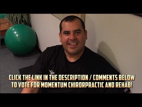 Vote For Dr. Diaz! Best Chiropractor in Prince William County!