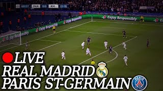 REAL MADRID 3 -1 PSG - Full Game - HD/1080p width=