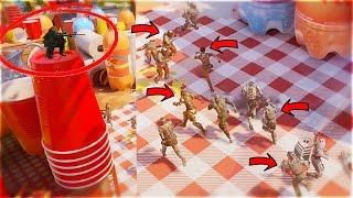 getlinkyoutube.com-17 vs 1 - THE BIGGEST HIDE AND SEEK FAIL EVER! (Black Ops 3)