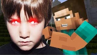 getlinkyoutube.com-ANNOYING ASS 6 YEAR OLD UP IN MINECRAFT! (Minecraft Trolling)