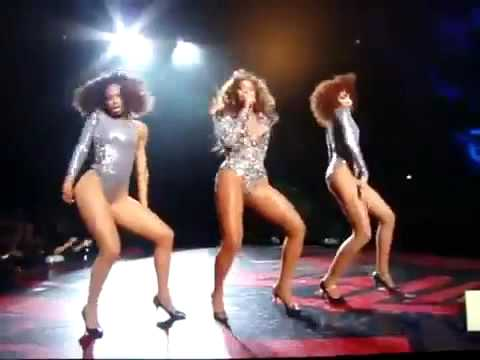 Beyonce Single Ladies  VMA's 2009 New York City (HD)