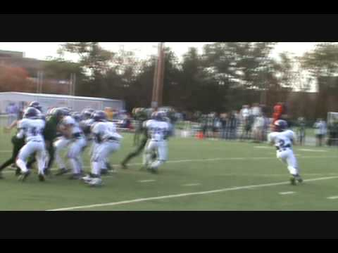2008 Season Highlights QB Colton Roe