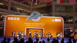 Cheer Aces Kings at International Cheer Challenge 2014 (1st Runner-up)