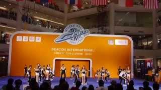 getlinkyoutube.com-Cheer Aces Kings at International Cheer Challenge 2014 (1st Runner-up)