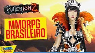 getlinkyoutube.com-Balerion2 - Conheça o jogo - MMORPG Brasileiro  - Conversa com Admin