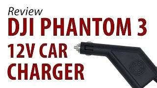 getlinkyoutube.com-How to Charge a DJI Phantom 3 in the Car with a 12V Charger