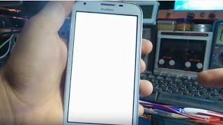 getlinkyoutube.com-طريقة حل مشكلة شاشة بيضاء بعد التفليش display problem solved huawei y600-u20
