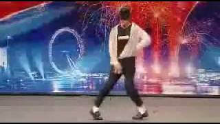 getlinkyoutube.com-Britain_s Got Talent-MJ-Billie Jean Goes with punjabi
