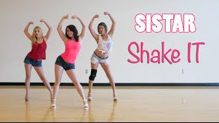 getlinkyoutube.com-Dance Cover: SISTAR (씨스타) - Shake It