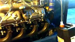 getlinkyoutube.com-Fordson Major Perkins V8 540 235hp