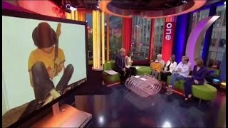 getlinkyoutube.com-Freddie Mercury's Mum Jer and Sister Kash  The One Show 160911