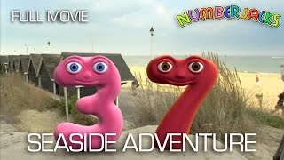 getlinkyoutube.com-NUMBERJACKS | Seaside Adventure | Full Movie
