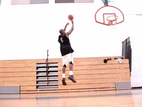 Dre Baldwin: NBA Post Moves Short Turnaround Jumper | Kobe Drills Workout Spin Fake