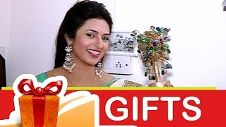 getlinkyoutube.com-Divyanka Tripathi Valentine Gift Segment Part 01