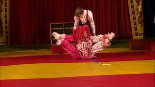 getlinkyoutube.com-Jack and Rosie Ragdoll  Academy of Circus Arts Chani Turner 07850 527 078