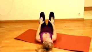 getlinkyoutube.com-Exercitii pentru topirea grasimilor de pe abdomen