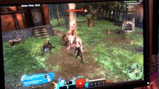 getlinkyoutube.com-Guild Wars 2 human guardian, Part 1