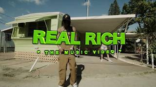 Wiz Khalifa - Real Rich feat. Gucci Mane [Official Music Video] width=