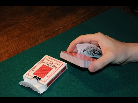 خدعة خرافية في أوراق اللعب