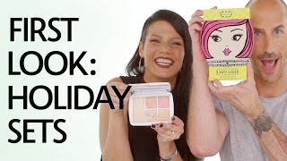 getlinkyoutube.com-First Look: Holiday Sets | Sephora