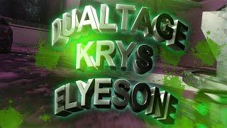 getlinkyoutube.com-BO3 Bankshot Dualtage / Elyesone & Krys