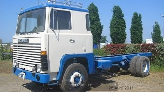 getlinkyoutube.com-Restauration complète Scania 141 V8 - ETS GEFFRAY