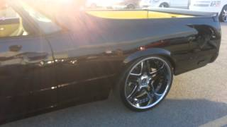 getlinkyoutube.com-Custom El Camino SS @ Stunna Jam Car Show #Chicago