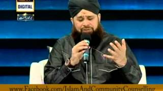 Noori Mehfil Pe Chadar Tani Noor Ki By Owais Raza Qadri ARY Digital Faizan-e-Ramadan 10August-2012