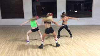 getlinkyoutube.com-Original Uncut ALDC LA Jazz Funk Routine with JoJo Siwa and Mackenzie Ziegler and Kelly Grace