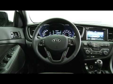 KIA 2011 Optima Hybrid Interiors