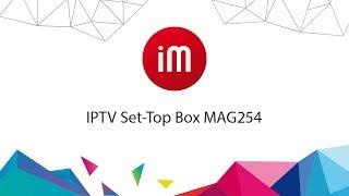 getlinkyoutube.com-IPTV Set-Top Box MAG254