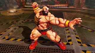 getlinkyoutube.com-Street Fighter 5 - Zangief's Secret Weapon in 1080p 60fps