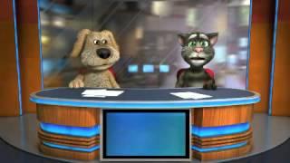 getlinkyoutube.com-Talking Tom & Ben News goanimate