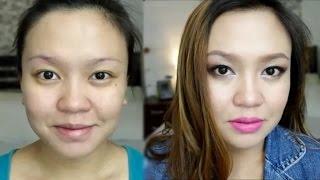 getlinkyoutube.com-Swak Sa Budget Makeup Tutorial + FYUSE!