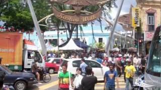 Central Market (Pasar Seni) in Kuala Lumpur