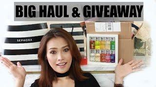 getlinkyoutube.com-Haul   เห่อเปิดถุงช้อป ยิ่งใหญ่อลังการ + Giveaway แจกของขวัญปีใหม่ [Closed ]