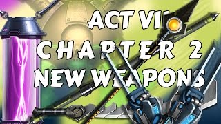 getlinkyoutube.com-Shadow Fight 2: Act VII;Chapter 2: New Weapons