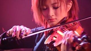 getlinkyoutube.com-美女14人!華麗なるバイオリンロックShow !!